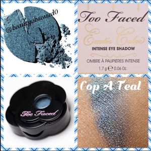 ✨💙Too Faced Exotic Color Intense Eyeshadow